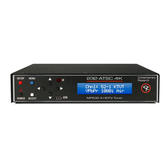 232-ATSC 4K HDTV Tuner Contemporary Research